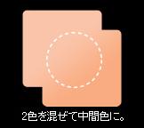 24hコスメ カラーコンシーラUV の色、選び方